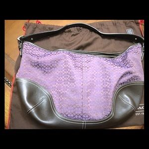 Coach purse! 👛😍💜♥️😘💋